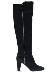 Женские сапоги LE SILLA 03128_black