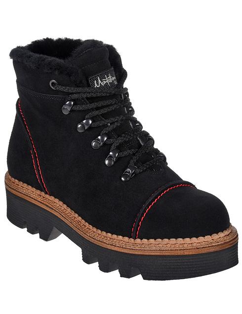 женские черные Ботинки Montelliana MNTL4_125_1 - фото-2