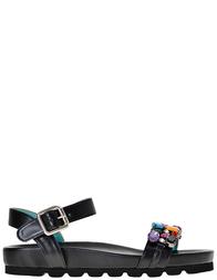 Женские сандалии Albano 8807_black