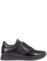 Мужские кроссовки Roberto Cavalli 3024_black