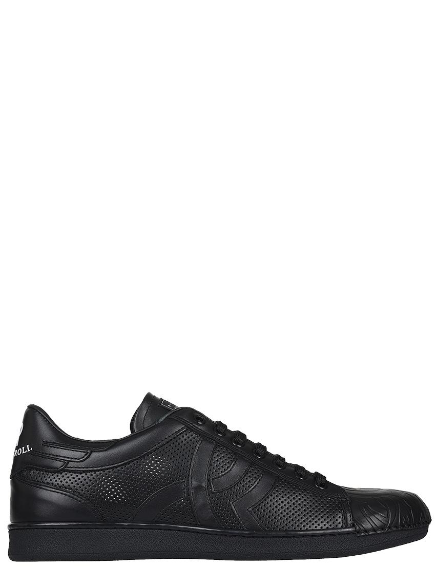 Мужские кроссовки John Richmond 4116-black