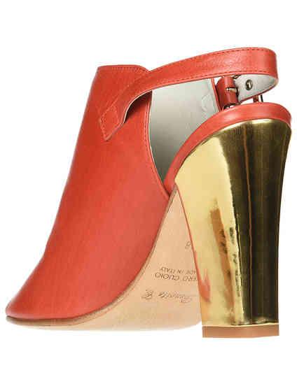 красные женские Босоножки Benoite C 3822_red 3040 грн