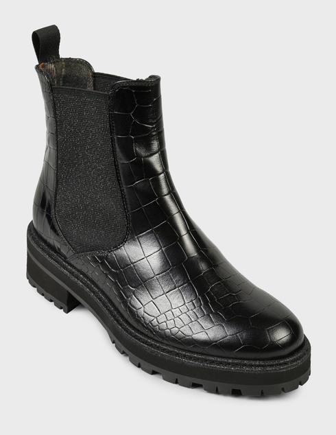 черные Ботинки Pertini 202W30359D1