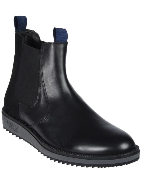 черные мужские Ботинки Trussardi AGR-77A002039Y099999-E708 4493 грн