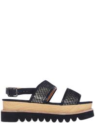 Женские сандалии Logan 2122_black