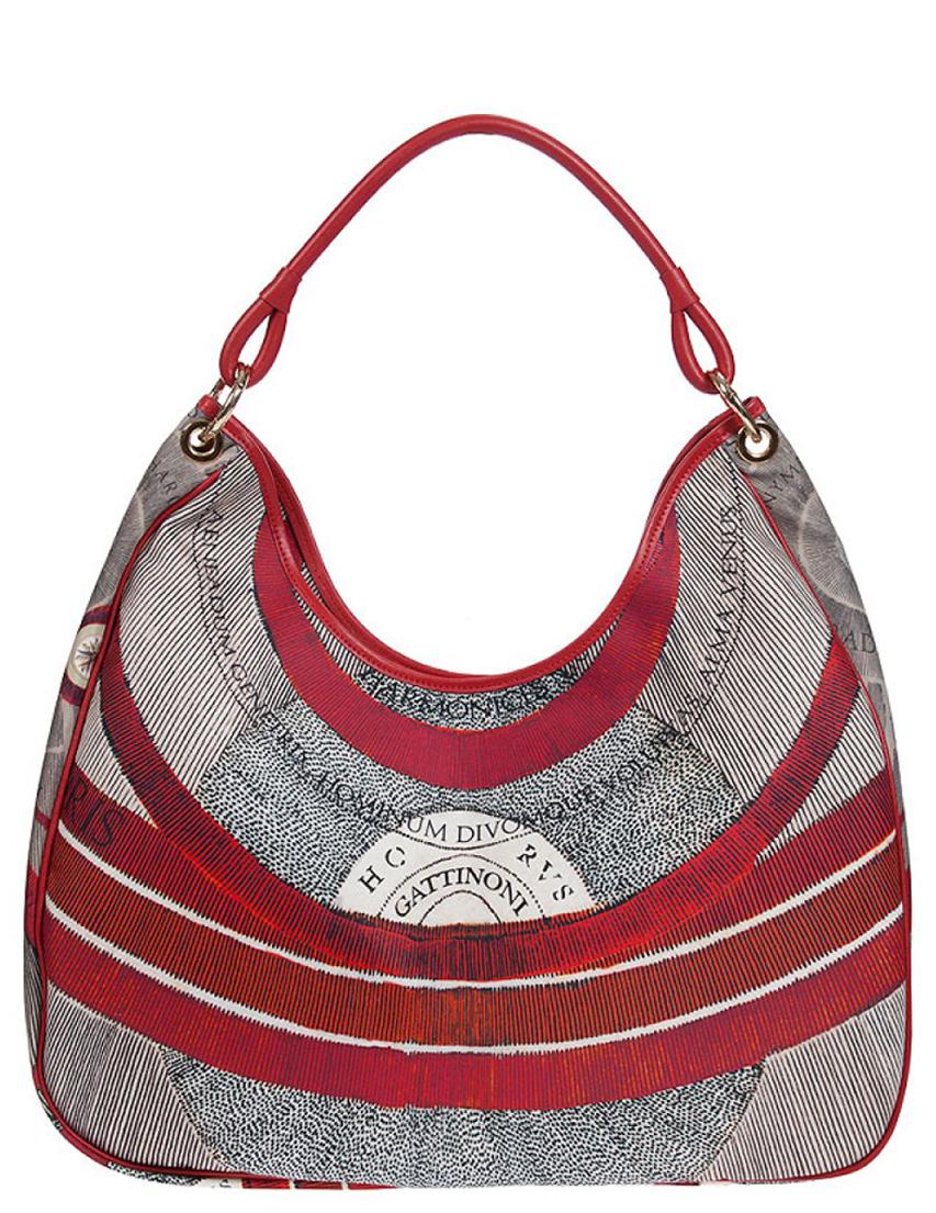 Купить Женские сумки, Сумка, GATTINONI, Красный, Весна-Лето