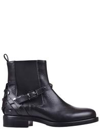 Женские ботинки Albano 7008_blackK