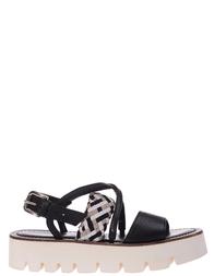 Женские сандалии POLLINI S16394 BLACK/WHITE
