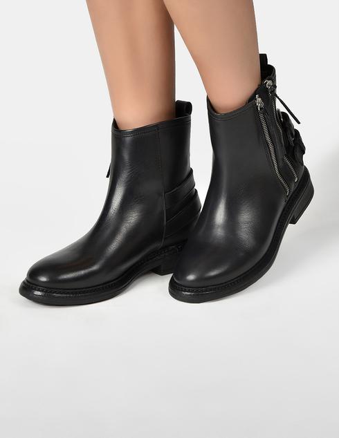 черные Ботинки Trussardi 79A004149Y099999-K299