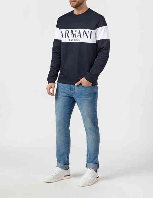 Armani Exchange 3HZMAE-YJ3FZ-2554-blue фото-4