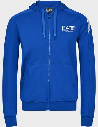 EA7 EMPORIO ARMANI спортивная кофта