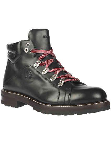 черные мужские Ботинки Bogner 183-D531-01 9590 грн