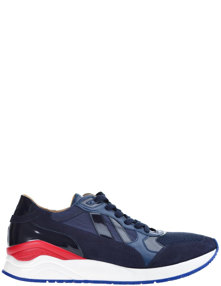 Мужские кроссовки 4US Cesare Paciotti NAU1T_blue