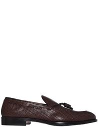 Мужские лоферы Doucal'S 1490_brown
