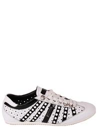 Женские кроссовки ALESSANDRO DELL'ACQUA 3521С-white