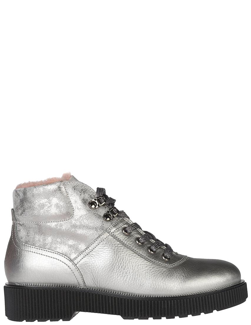 Женские ботинки Tines AGR-5355-silver