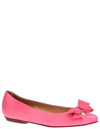 женские розовые Балетки Schutz 4233-5_pink - фото-7