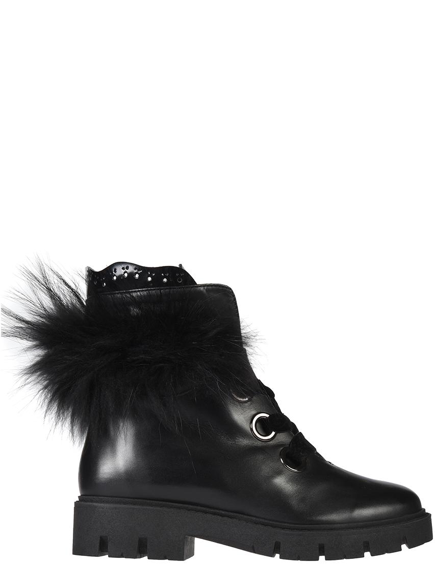 Женские ботинки HELENA SORETTI 5024_black
