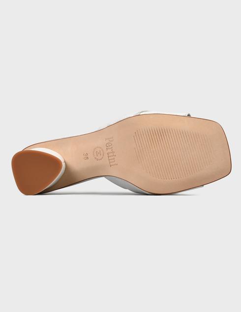 белые Шлепанцы Pertini 201W16636D3 размер - 37; 38.5; 39