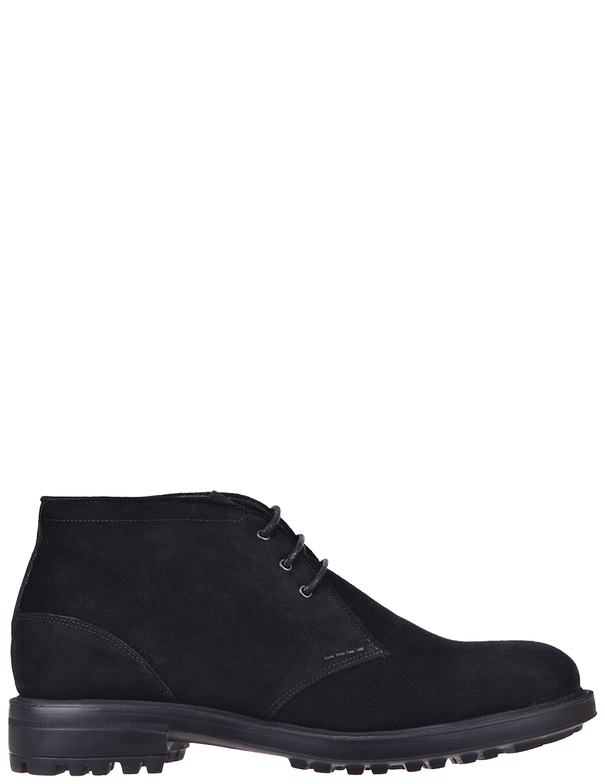 Купить Ботинки, GIULIO MORETTI, Черный, Осень-Зима