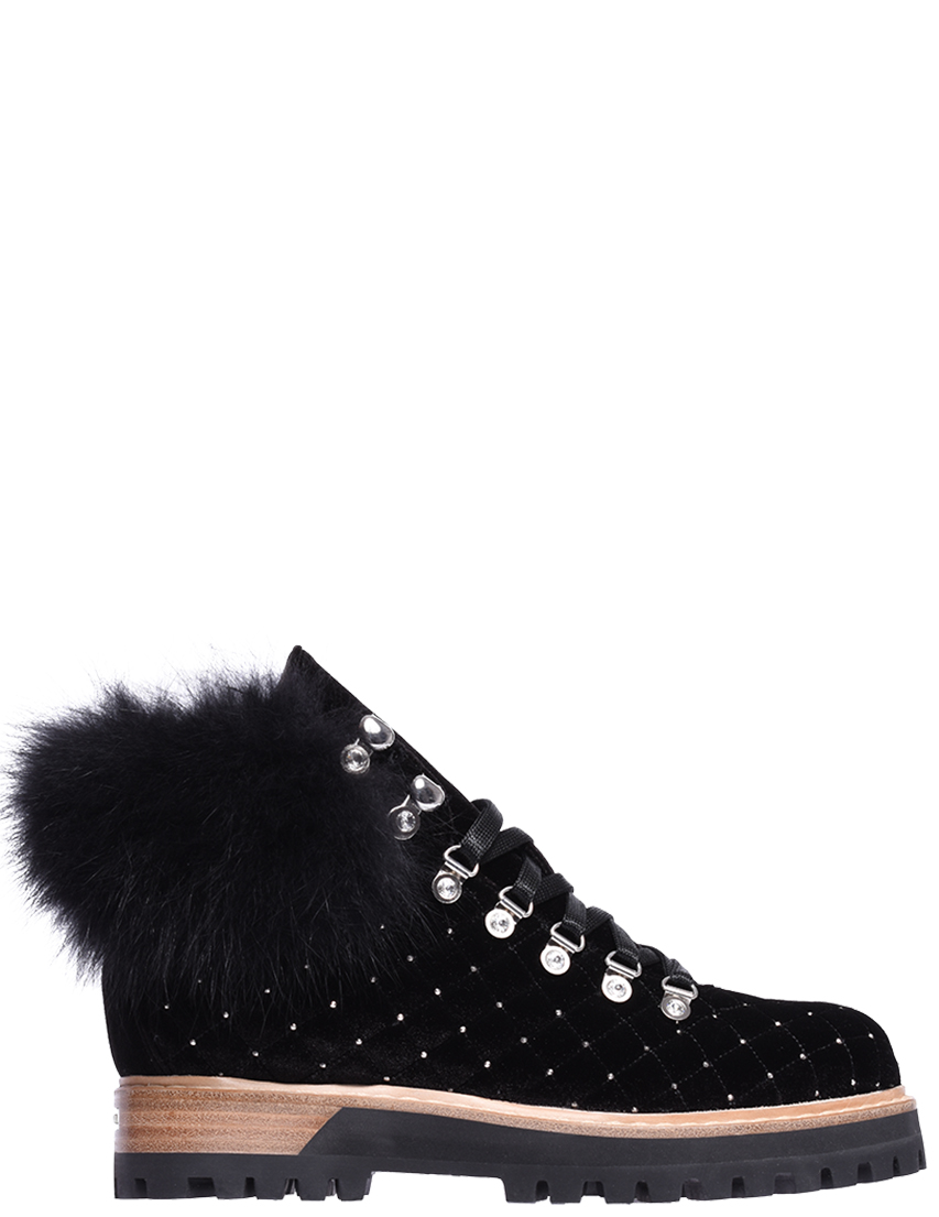 Женские ботинки Le Silla 75124black