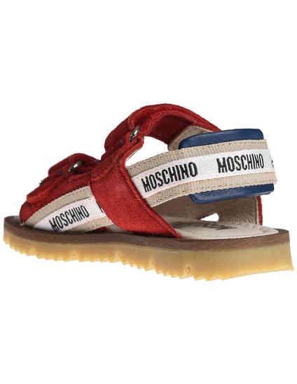 Moschino 25442rossagrigio_red