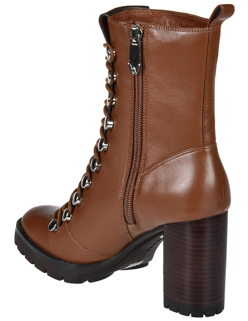 коричневые женские Ботинки What For FW19WF348 7486 грн