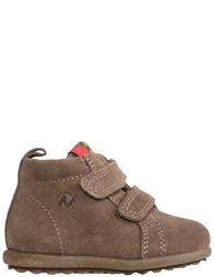 Детские ботинки для мальчиков Naturino Wind-vl-topo_brown
