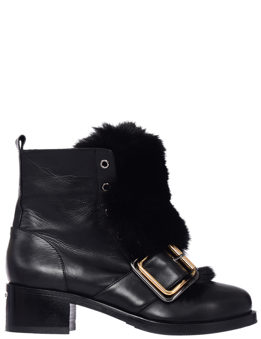 Женские ботинки Le Silla 63174_black