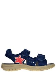 Детские сандалии для мальчиков Naturino 5675-navy_blue