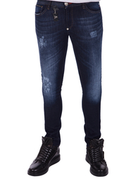 Мужские джинсы PHILIPP PLEIN 120430_blue