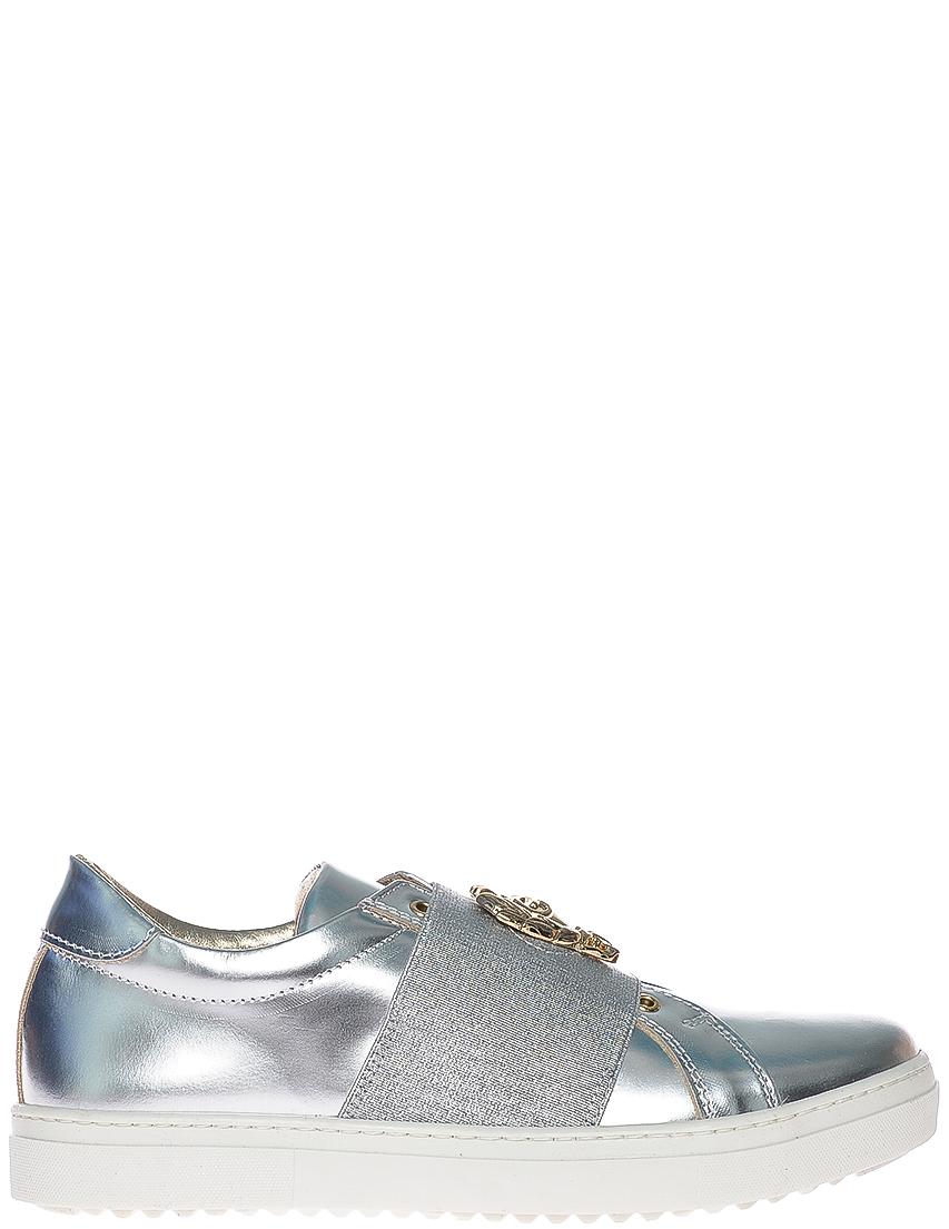 Женские кеды GF Ferre 49064_silver