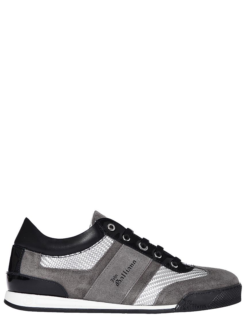 Мужские кроссовки John Galliano 5724_grey