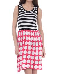 Женское платье LOVE MOSCHINO S68R01X08494231
