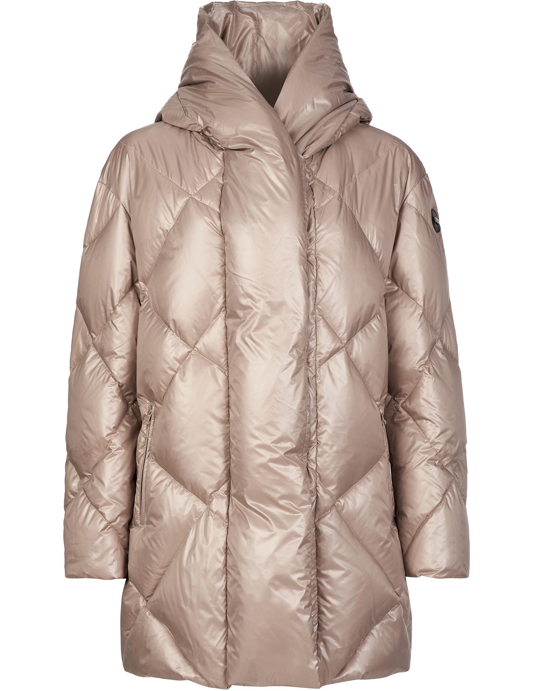 Купить Куртки, Куртка, GALLOTTI, Бежевый, 55%Полиэстер 37%Полиамид 8%Полиуритан;100%Полиэстер, Осень-Зима