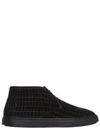 Мужские ботинки Fratelli Rossetti S45758-ЖД000022605_brown