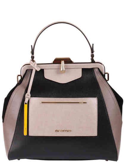0f0739506d23 сумка Cromia 1401840 Black41907 черный в интернет магазине Modoza