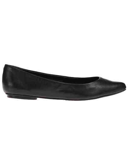 черные женские Балетки Schutz 4233-8805_black 3172 грн