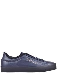 Мужские кеды John Galliano 3523-L_blue