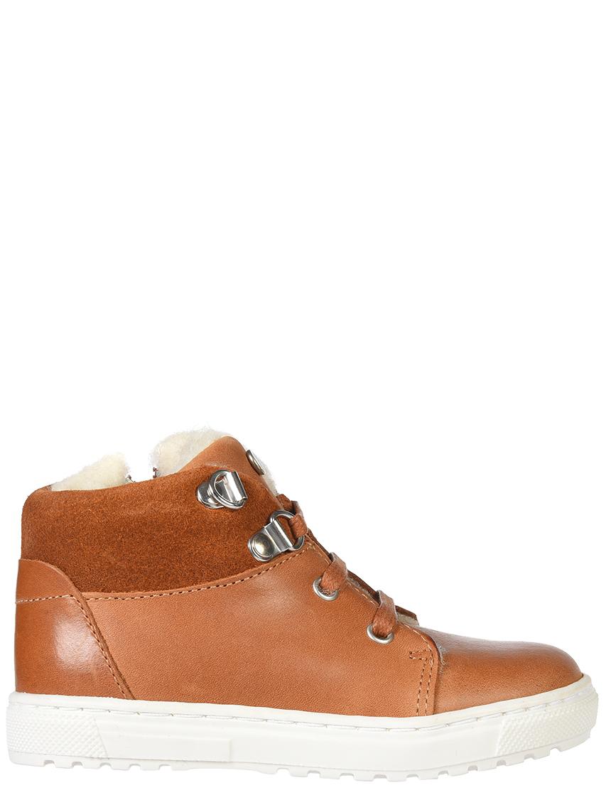 Купить Ботинки, JACADI PARIS, Коричневый, Осень-Зима