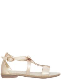 Босоножки для девочек Andrea Morelli C50906Braso_beige