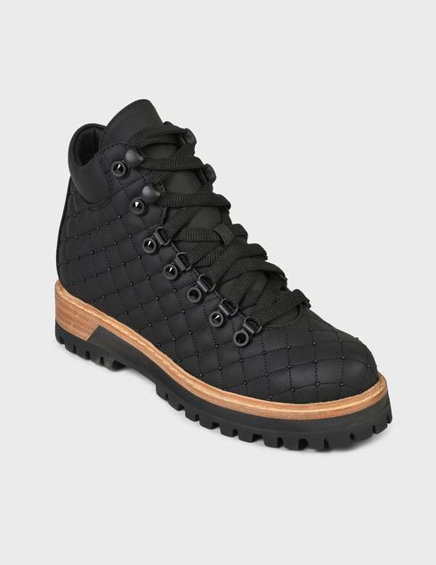 черные Ботинки Le Silla 7519R040