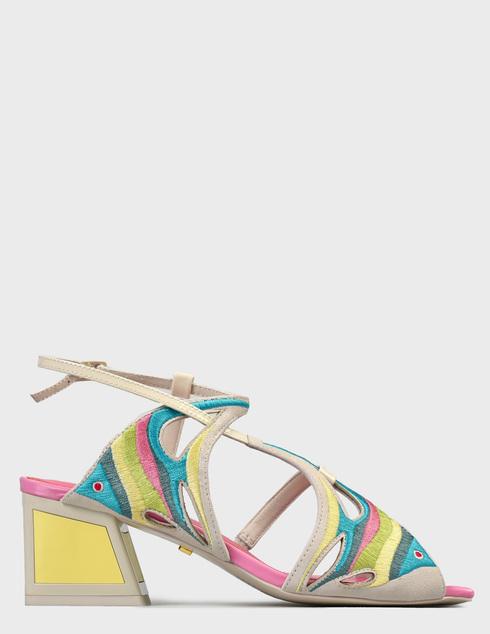 женские многоцветные Босоножки Kat Maconie DORY - фото-6