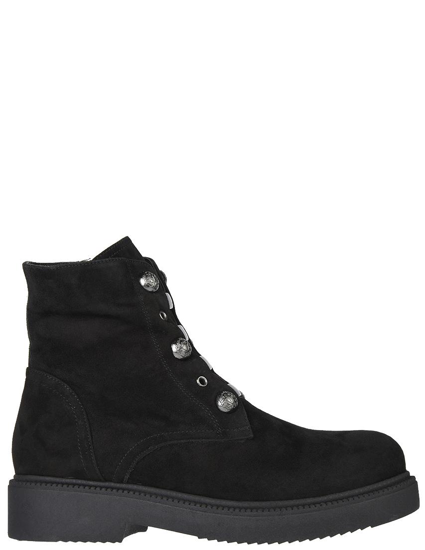 Женские ботинки Lab Milano 54801_black