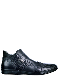 Мужские ботинки GIANFRANCO BUTTERI 20307_black
