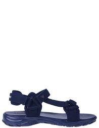 Детские сандалии для мальчиков ARMANI JUNIOR A4506_blue