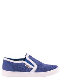 Женские слипоны QUIS QUIS 37006-blue