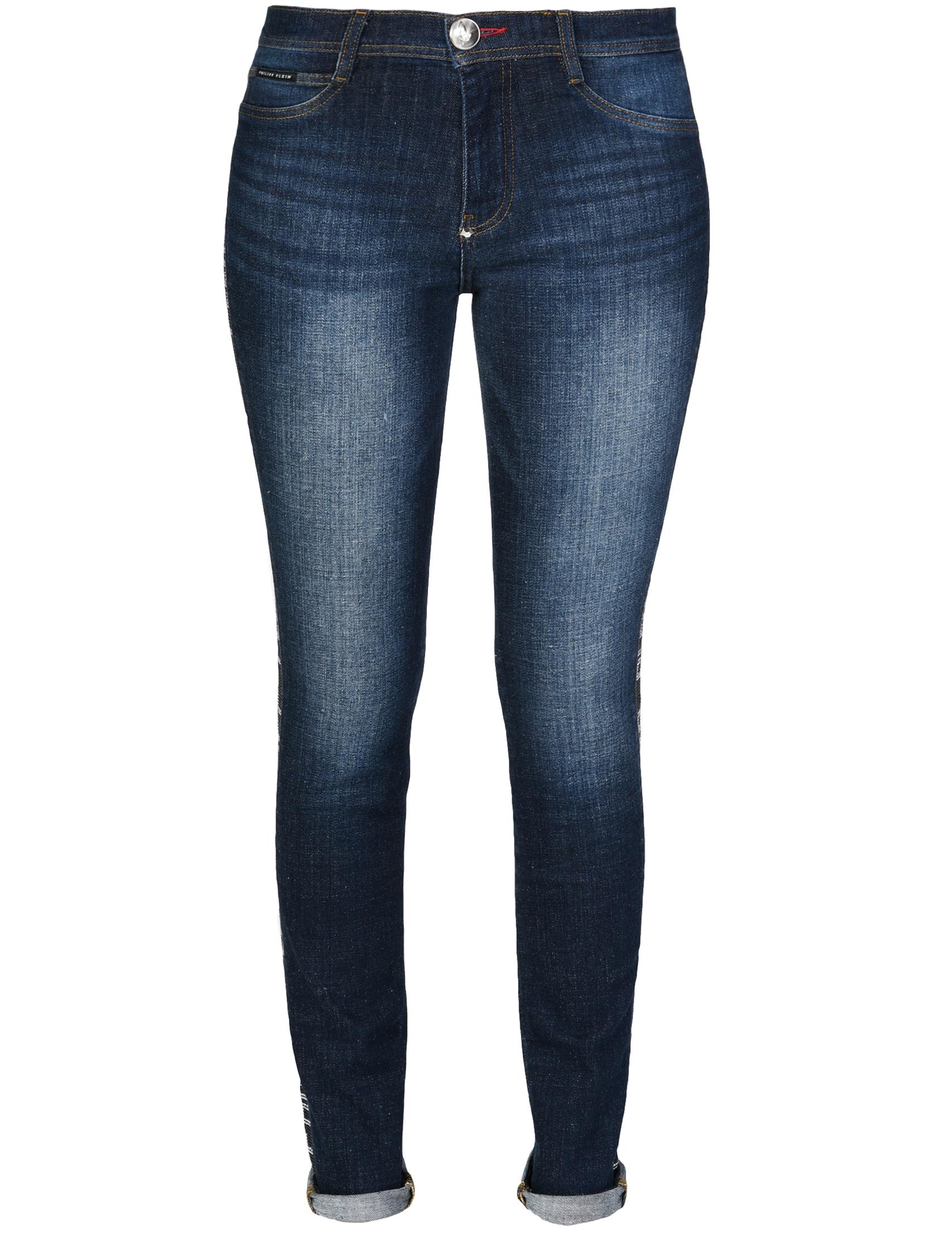 Женские джинсы PHILIPP PLEIN 0695_blue