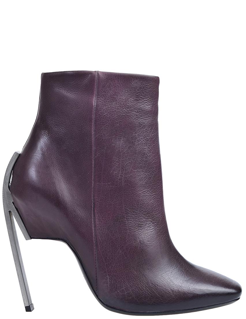 Купить Ботинки, VIC MATIE, Фиолетовый, Осень-Зима