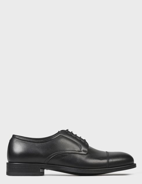мужские черные Дерби Fabi FU9504A-900 - фото-6